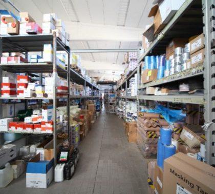 Il nostro magazzino